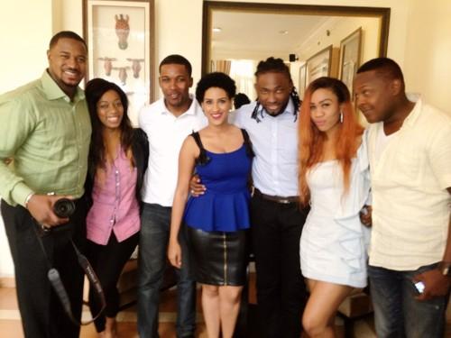Mofe Duncan, Destiny Amaka, Wole Ojo, Juliet Ibrahim, Uti Nwachukwu