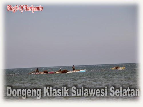 Asal Mula Putri Duyung dan Lumba-Lumba Versi Makassar