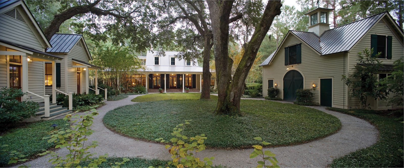 Eberly collard pr outside looking in for South carolina low country house plans