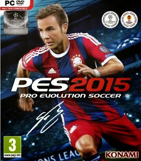 Pro Evolution Soccer 2015 Data Pack 4 0 Torrent PC 2015