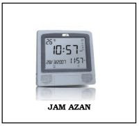 Jam Azan Digital