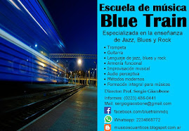 Escuela de música Blue Train