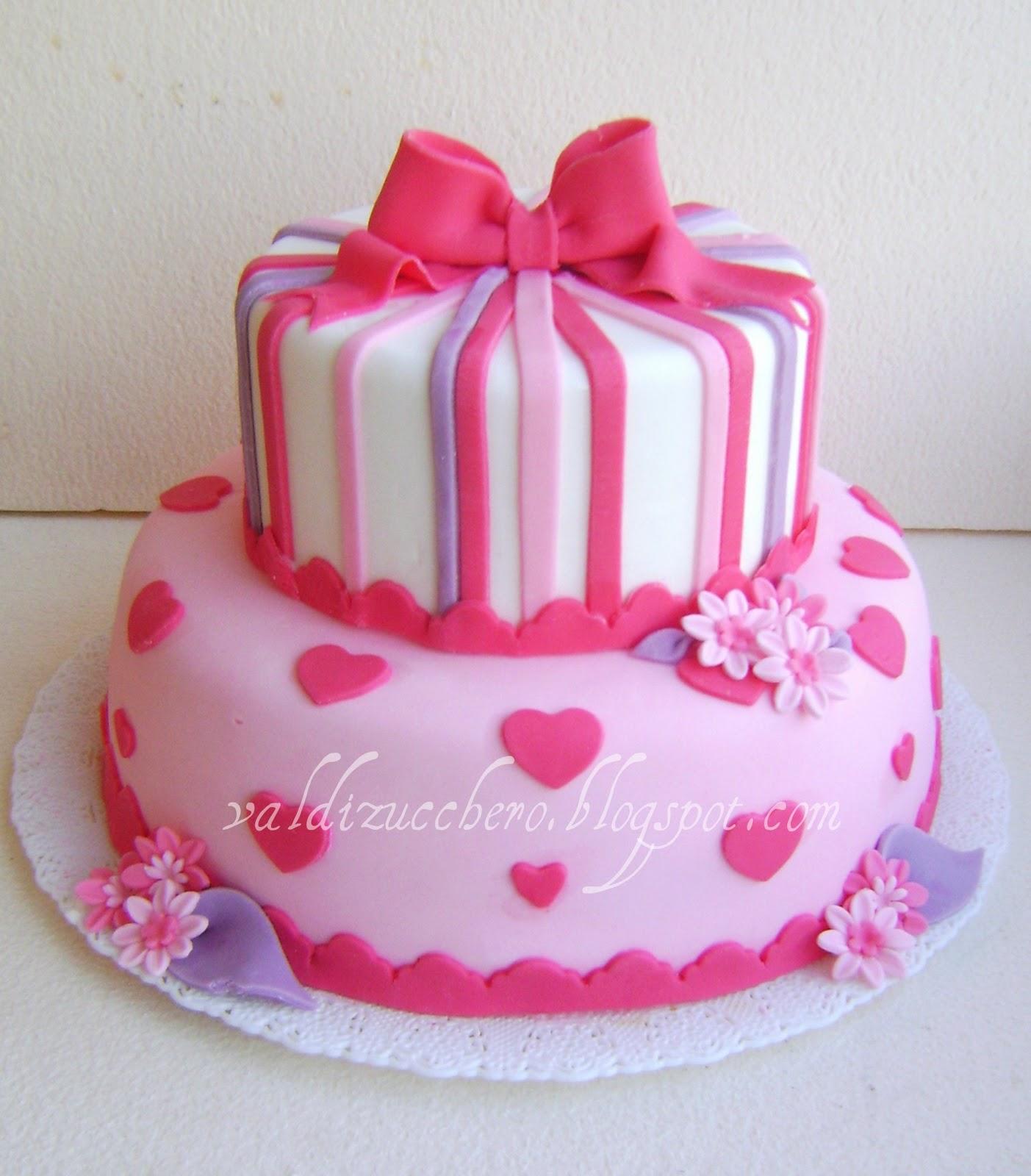 Val di zucchero un 39 altra torta a piani for Piani di coperta a 2 piani