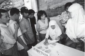 Pendaftaran pemilu