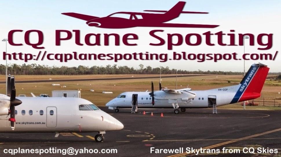 Central Queensland Plane Spotting