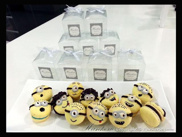 Minions Edible Cake Decorations