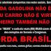 Em Brasília, jovens manifestam contra aumento de preço do combustível .