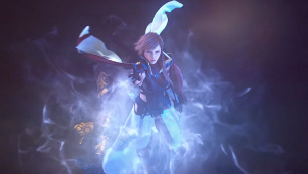 Este es el opening de Lightning Returns: Final Fantasy XIII