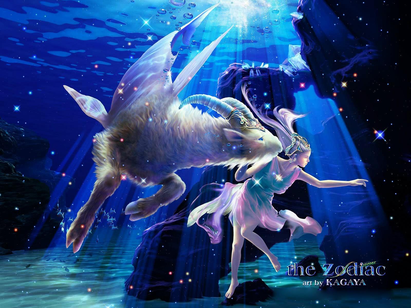 Kagaya Yutaka • Fondo de Pantalla • Aries