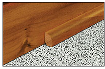 Fantastic Floor Types Of Hardwood Moldings And How They