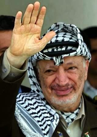 Yasser Arafat : 2004 / 2014 dans - DATE A RETENIR arafat5