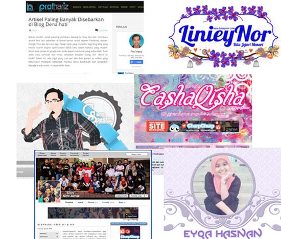 Blog-Blog Remaja Malaysia