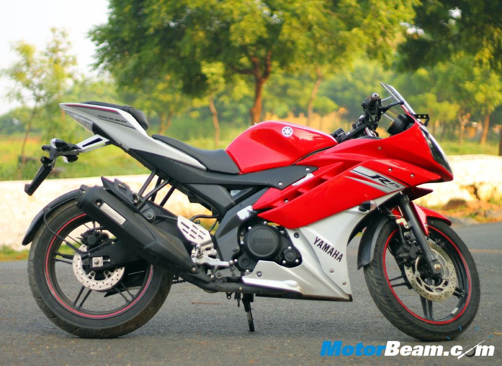 Yamaha Yzf R15 Version 2 0 Rachuri S