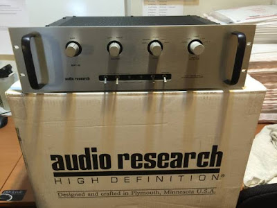 Audio Research SP-6B - Classic tube preamp!