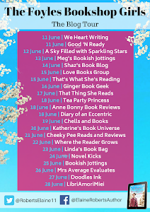 Blog Tour: The Foyles Bookshop Girls