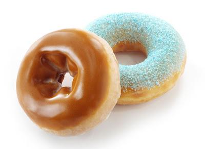 Fair inspired krispy kreme donuts