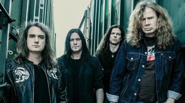 megadeth - band