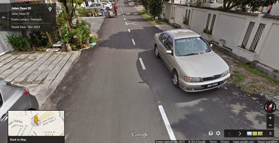 Street-View-Malaysia