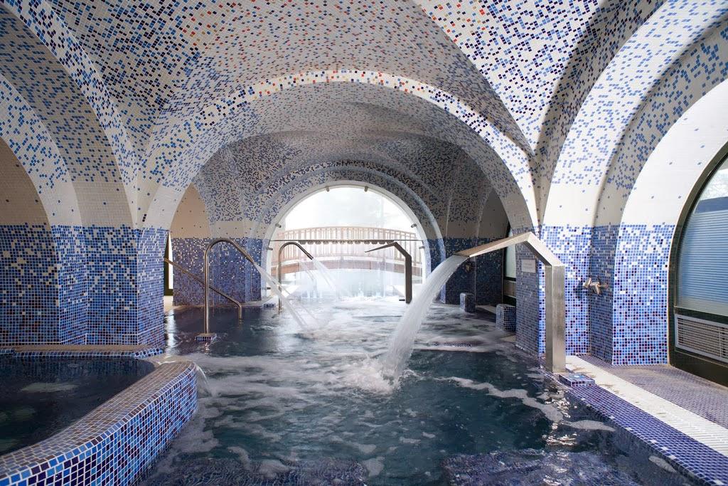 Parador cruz de tejeda sweet bodas for Pediluvio piscina