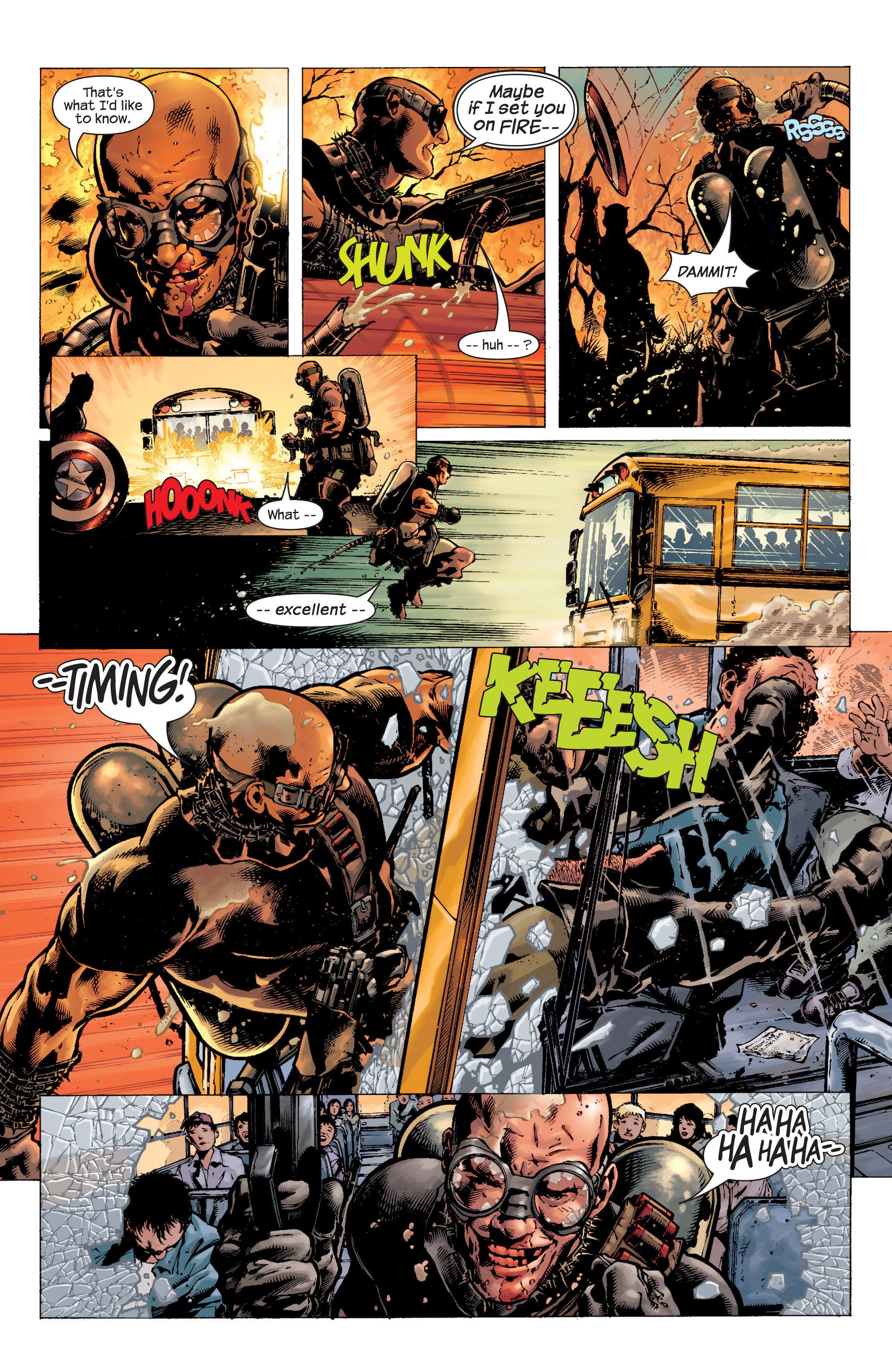 Captain America (2002) Issue #8 #9 - English 21