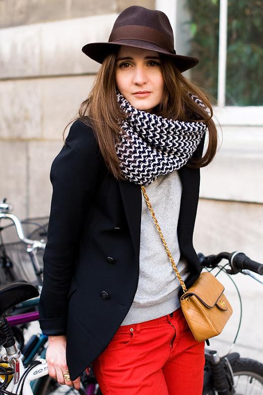 Vanessa Jackman: Paris Fashion Week AW 2011.Before Chloé