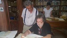 Juntando Palabras en Salta para el libro de la Sociedad Argentina de Autores (SADAIC)