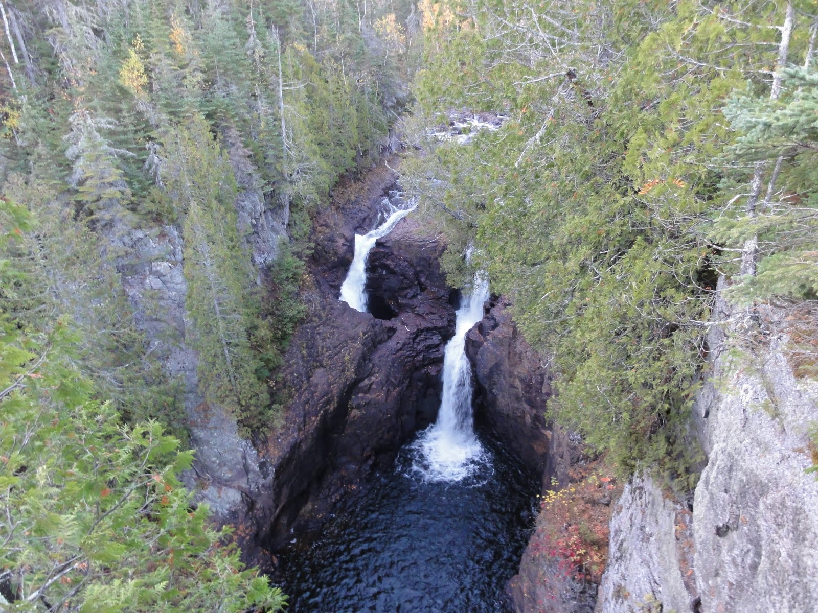 kettle falls men You may just have solved the mystery of devil's kettle falls the mystery behind minnesota's devil's kettle falls share 2k puts men at risk according.