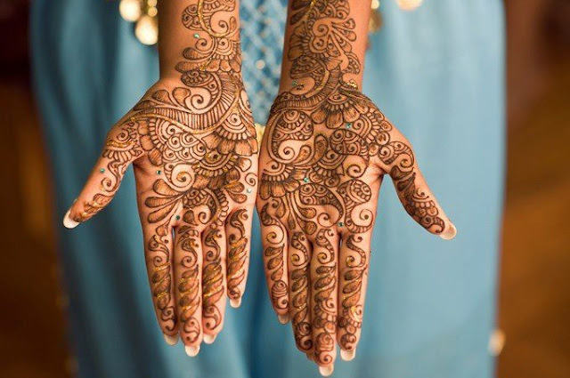Mehndi Peacock Patterns : Best mehndi designs for different occasions peacock