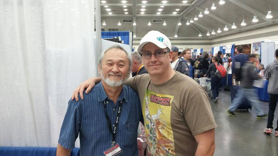 With the Legendary Stan Sekai, Creator of Usagi Yojimbo