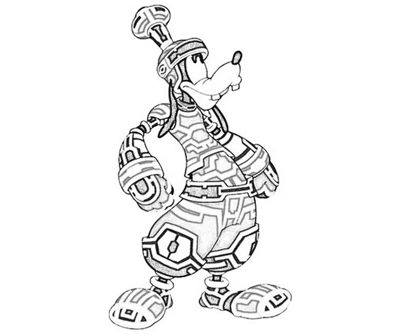 printable-kingdom-hearts-goofy-characters_coloring-pages