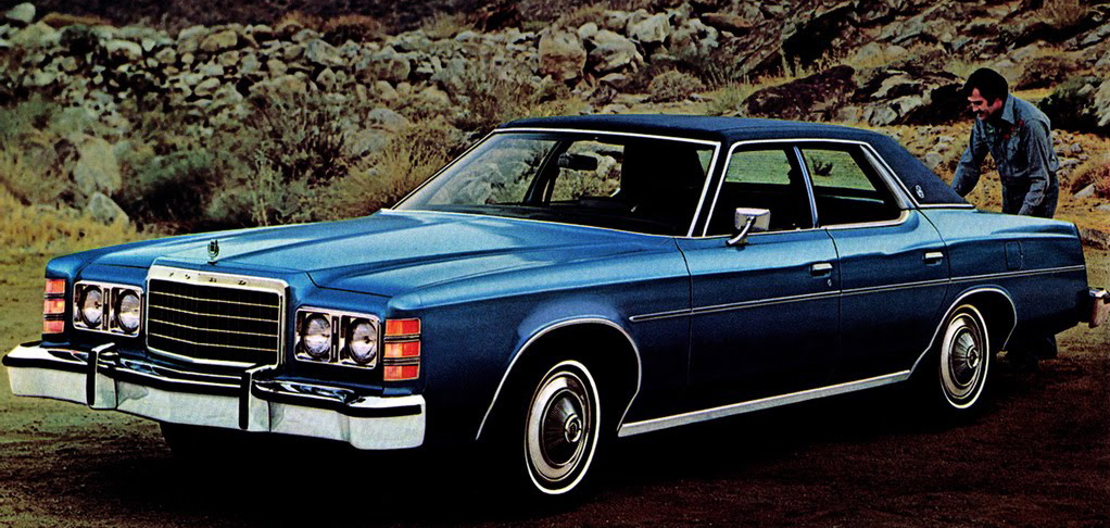 Car Style Critic Look Alikes Mid Ford Ltd Dodge Monaco