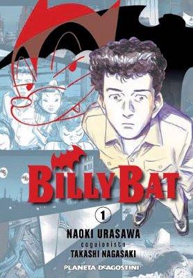 Billy Bat - Naoki Urasawa - Takashi Nagasaki