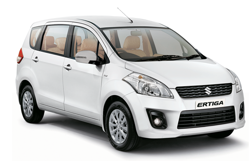 Eartiga The Maruti Suzuki Car