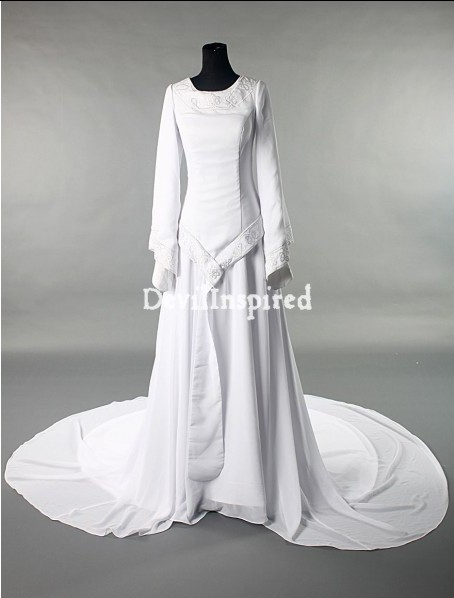 Medieval Wedding Dresses: March 2013