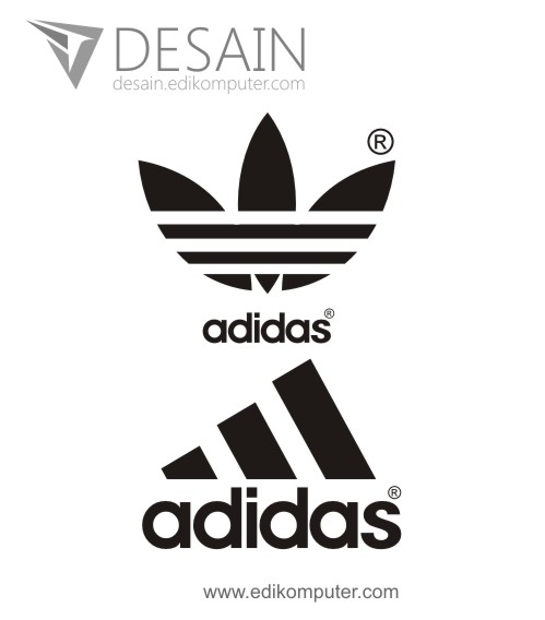 Logo Adidas Cdr
