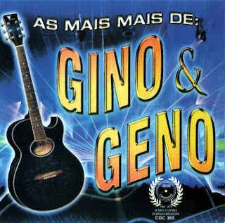 Gino & Geno   As Mais Mais 2011