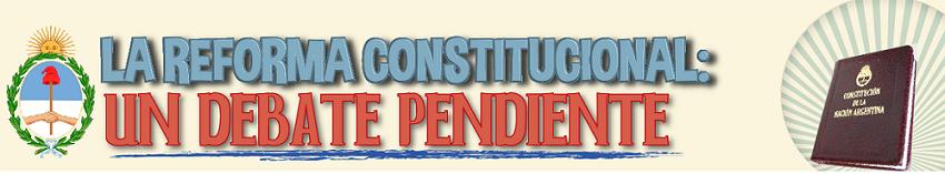 Taller de Debate sobre la Constitucion Nacional de 1994
