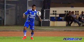 Piala Sudirman 2015: M Ridwan Batal Perkuat Persib Bandung