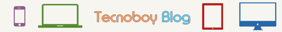 Tecnoboy Blog