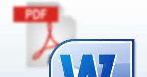pdf to word docx converter online free