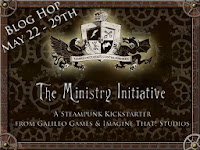 The Ministry Initiative Kickstarter Hop