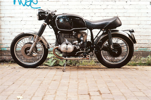 Cafe Beemers  BMW R80