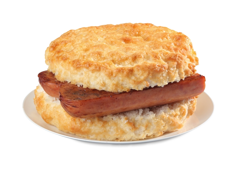 The limited-time Smoked Sausage Biscuit is back at Bojangles and will ...