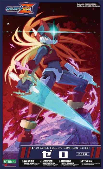 Rockman Zero Kotobukiya