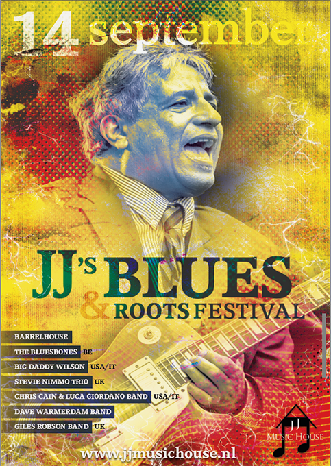 JJ BLUES & ROOTS FESTIVAL 2019