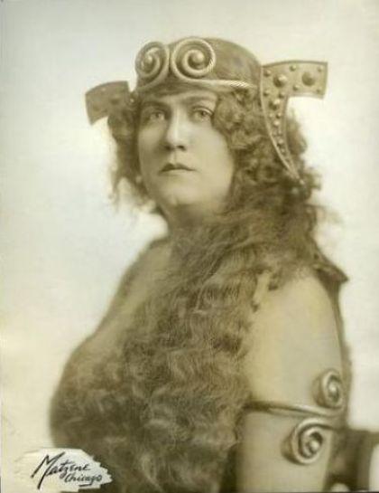 AMERICAN MEZZO-SORPANO ELEONORA DE CISNEROS (1878-1934) CD