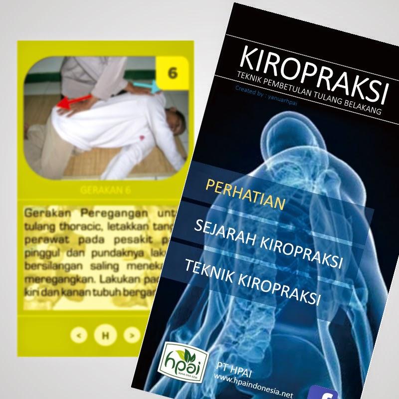 Kiropraksi HPAI - Apk Android