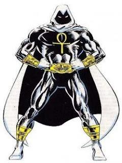 Dibujo del Caballero Luna-Marvel
