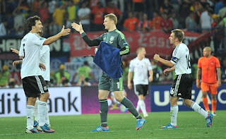 Manuel Neuer & Germany friends