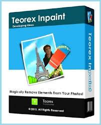 برنامج teorex inpaint لحذف اى شى بالصوره اخراصدار 2015